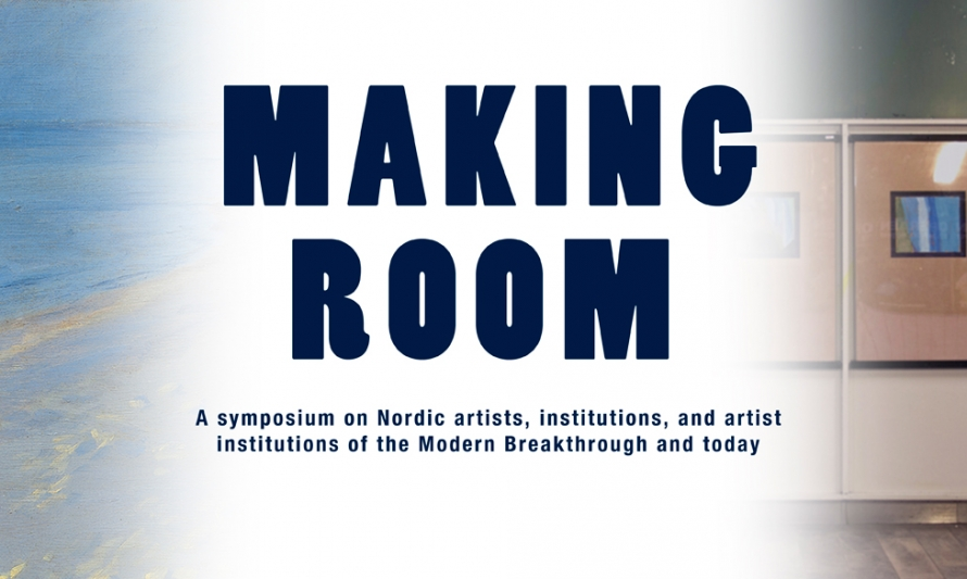 MAKING ROOM, symposium, 2013